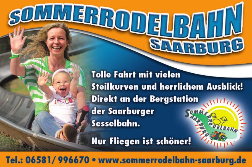 Sommerrodelbahn Saarburg