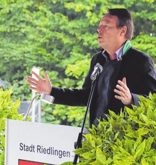 Regierungspräsident Klaus Tappeser.