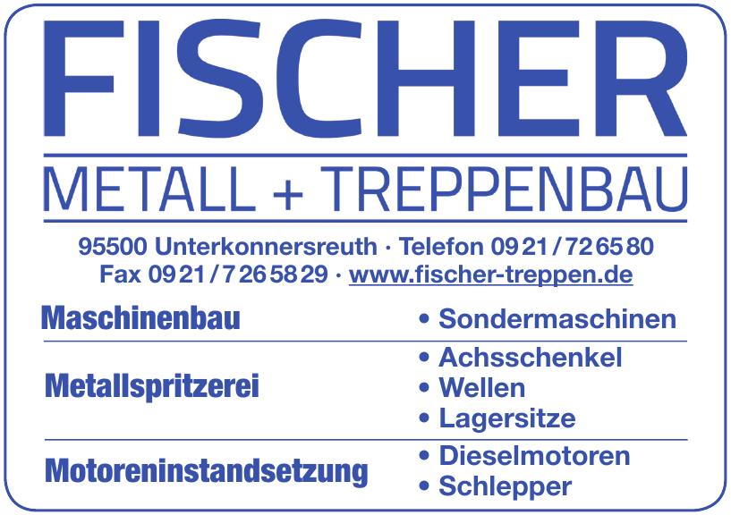 Fischer Metall + Treppenbau