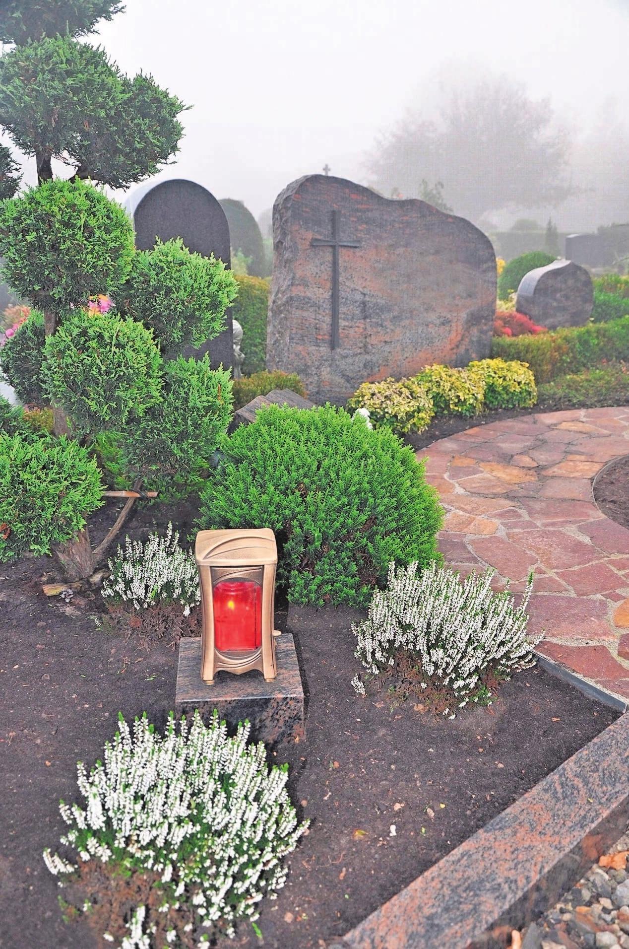 Der Ewigkeitssonntag ist ein Gedenktag für die Verstorbenen.Foto: CSschmuck/adobe.com