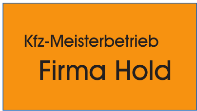 Kfz-Meisterbetrieb Firma Hold