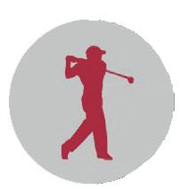 Jura Golf Park mit seinen 45 Golfbahnen Image 4