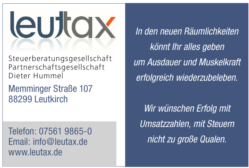 Beratungsstelle Leutkirch