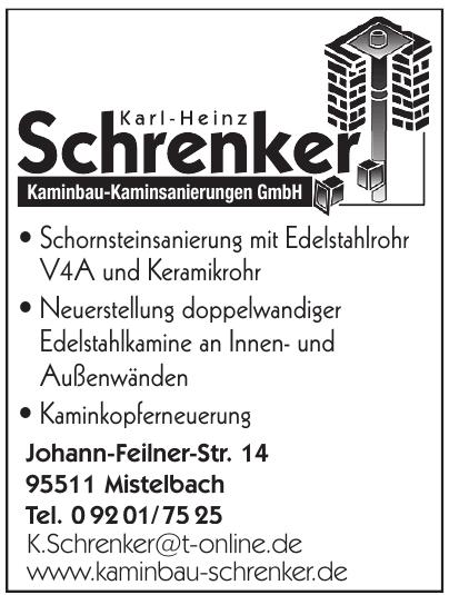 Kaminbau Schrenker