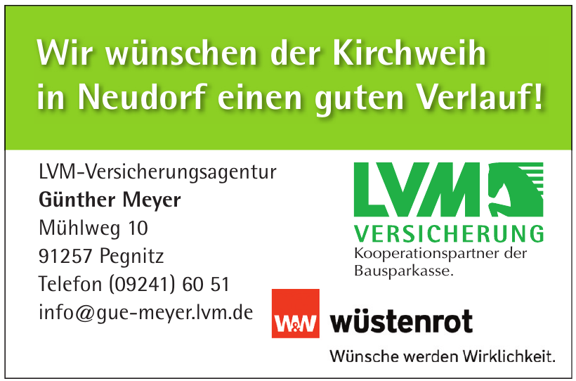 LVM Versicherung - Günter Meyer