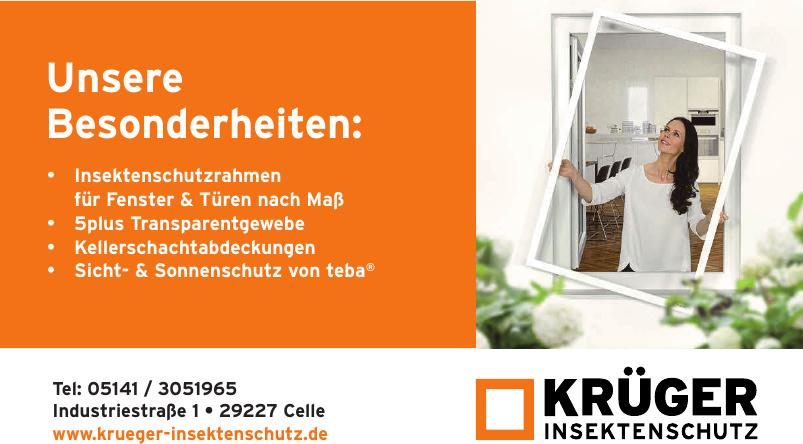 Krüger Instektenschutz