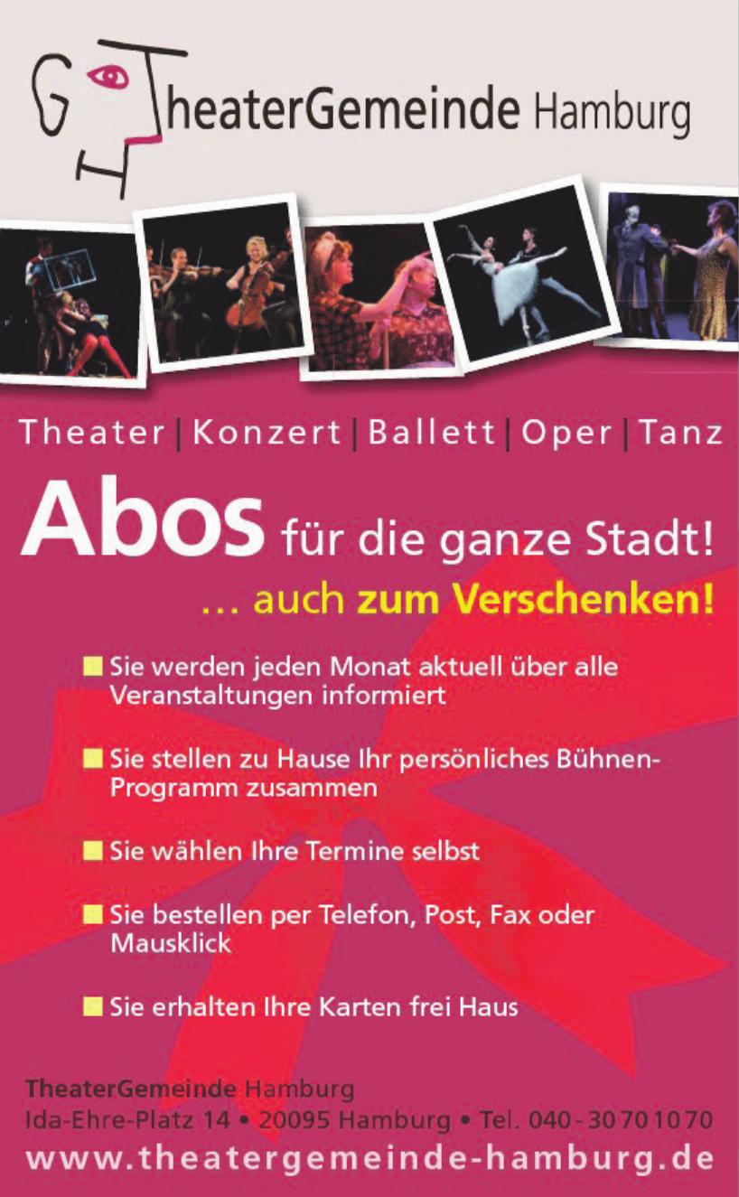 Theater Gemeinde Hamburg