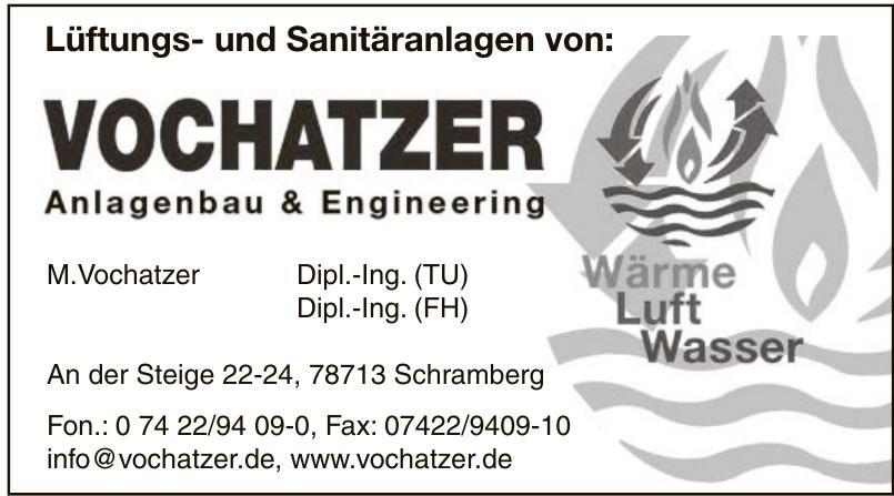 Vochatzer Anlagenbau & Engineering