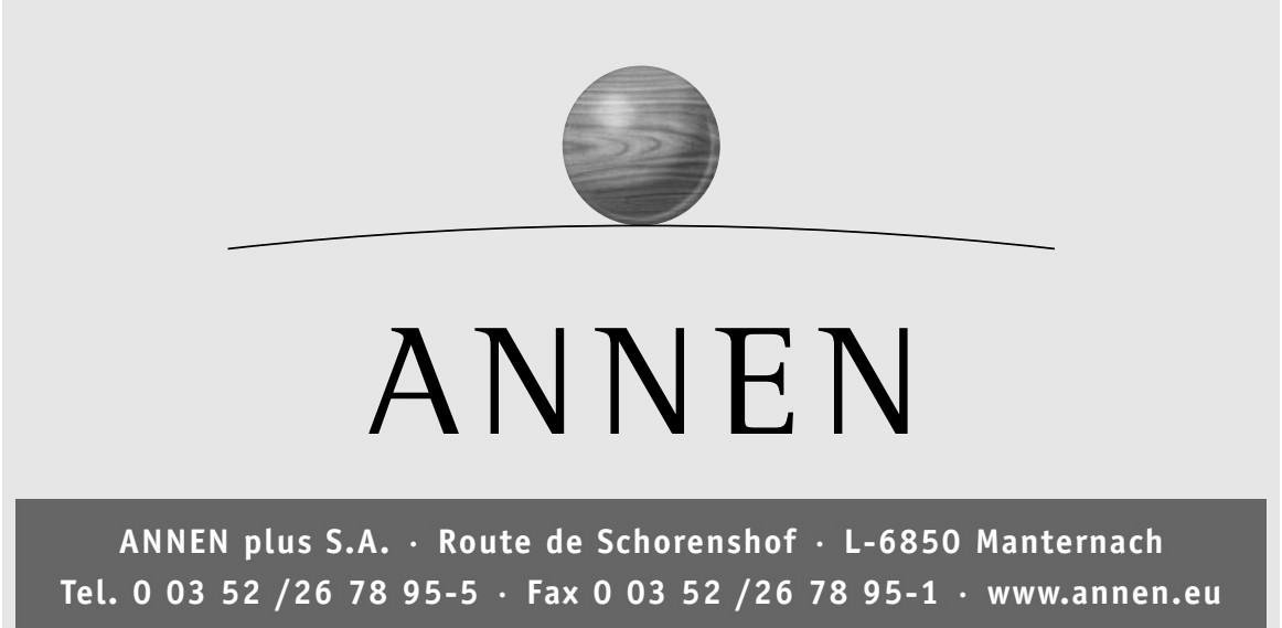 ANNEN plus S.A.