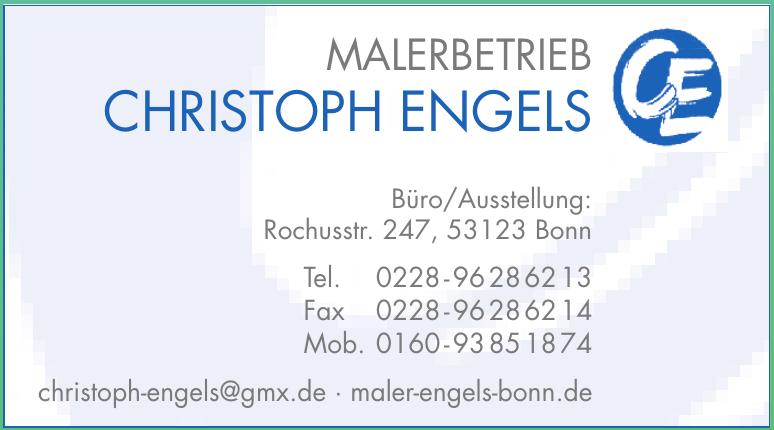 Christoph Engels Malerbetrieb