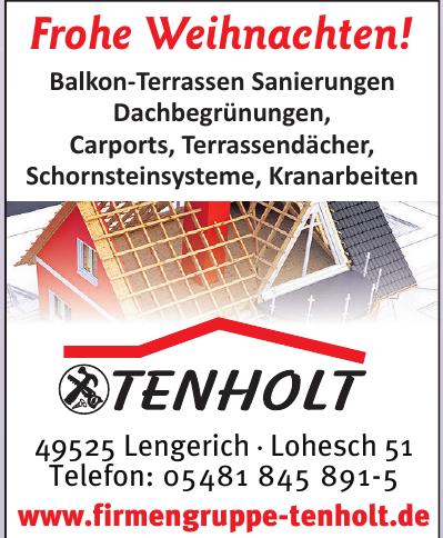Tenholt Firmenngruppe