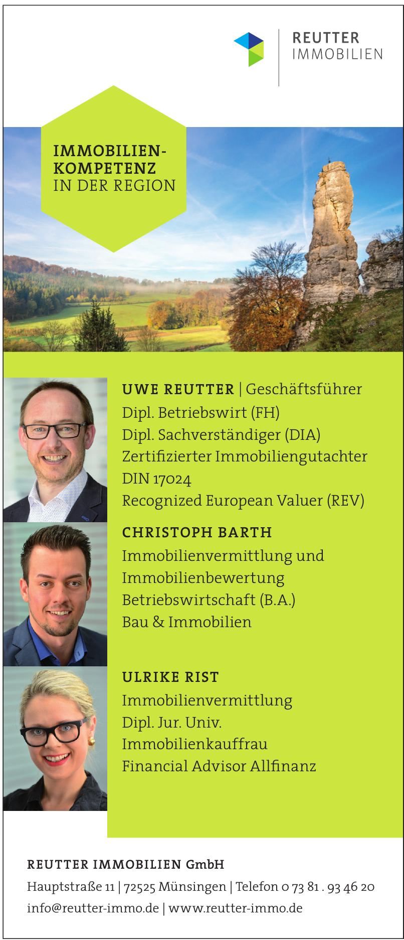 Reutter Immobilien GmbH