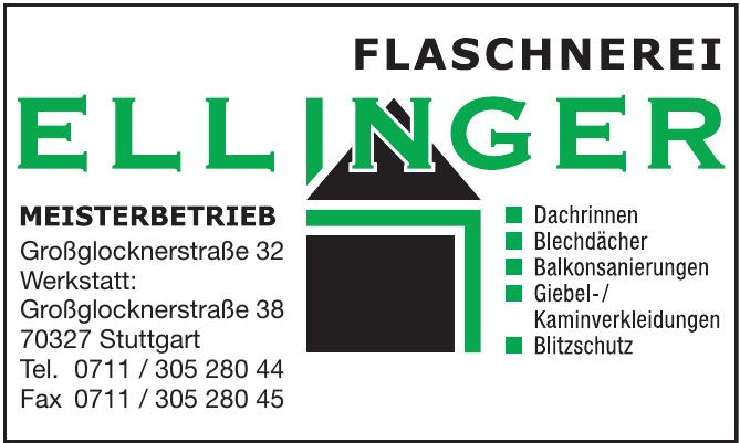 Flaschnerei Ellinger
