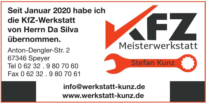 Stefan Kunz