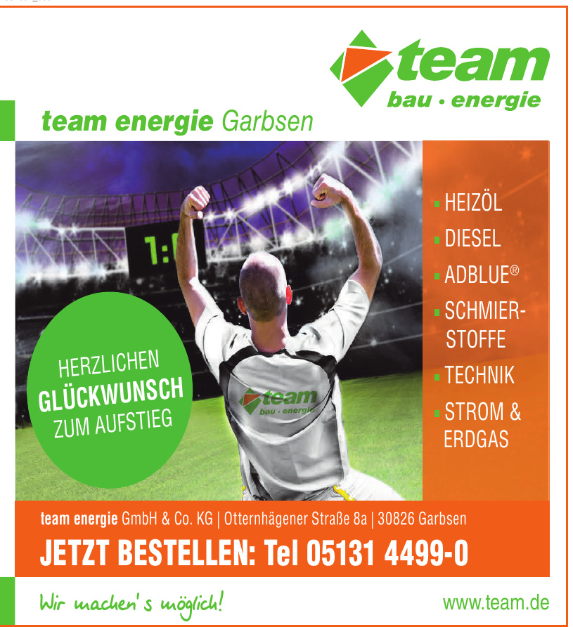 team energie GmbH & Co. KG