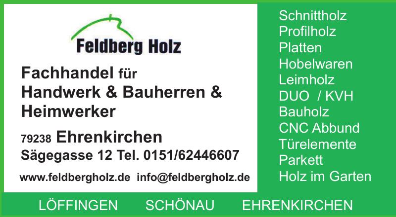 Feldberg Holz