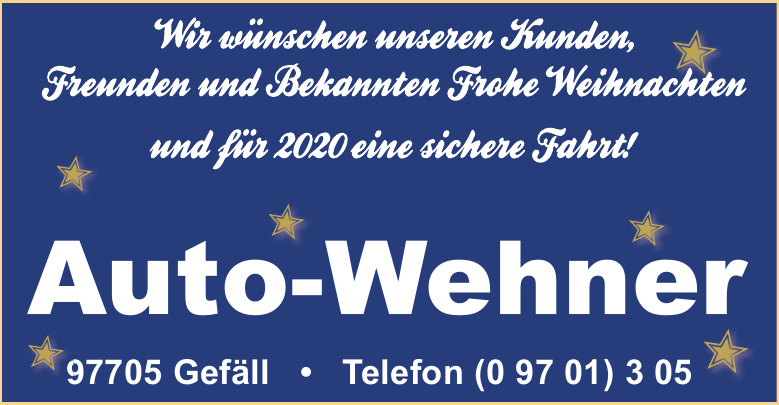 Auto-Wehner