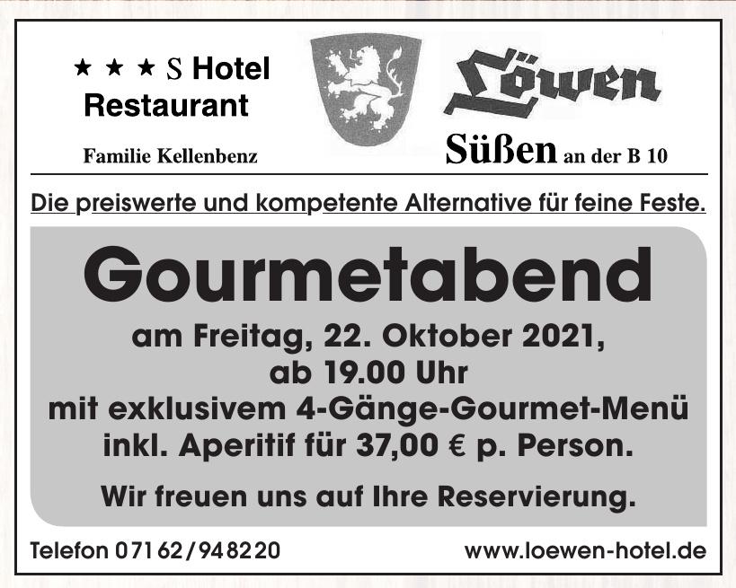 Hotel und Restaurant Löwen