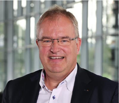 Ludger Wendeler, Obermeister der Kfz-Innung Göppingen