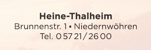 Heine-Thalheim