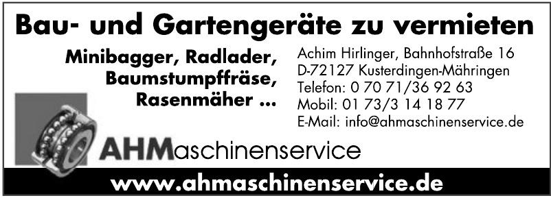 Achim Hirlinger