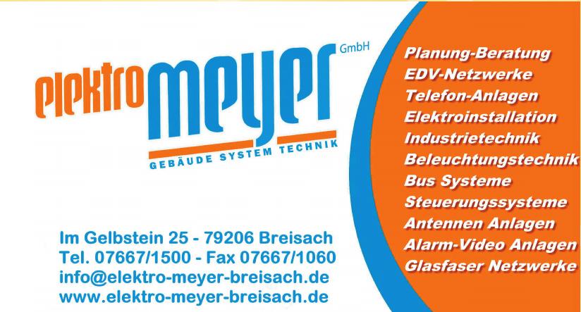 Elektro Meyer GmbH
