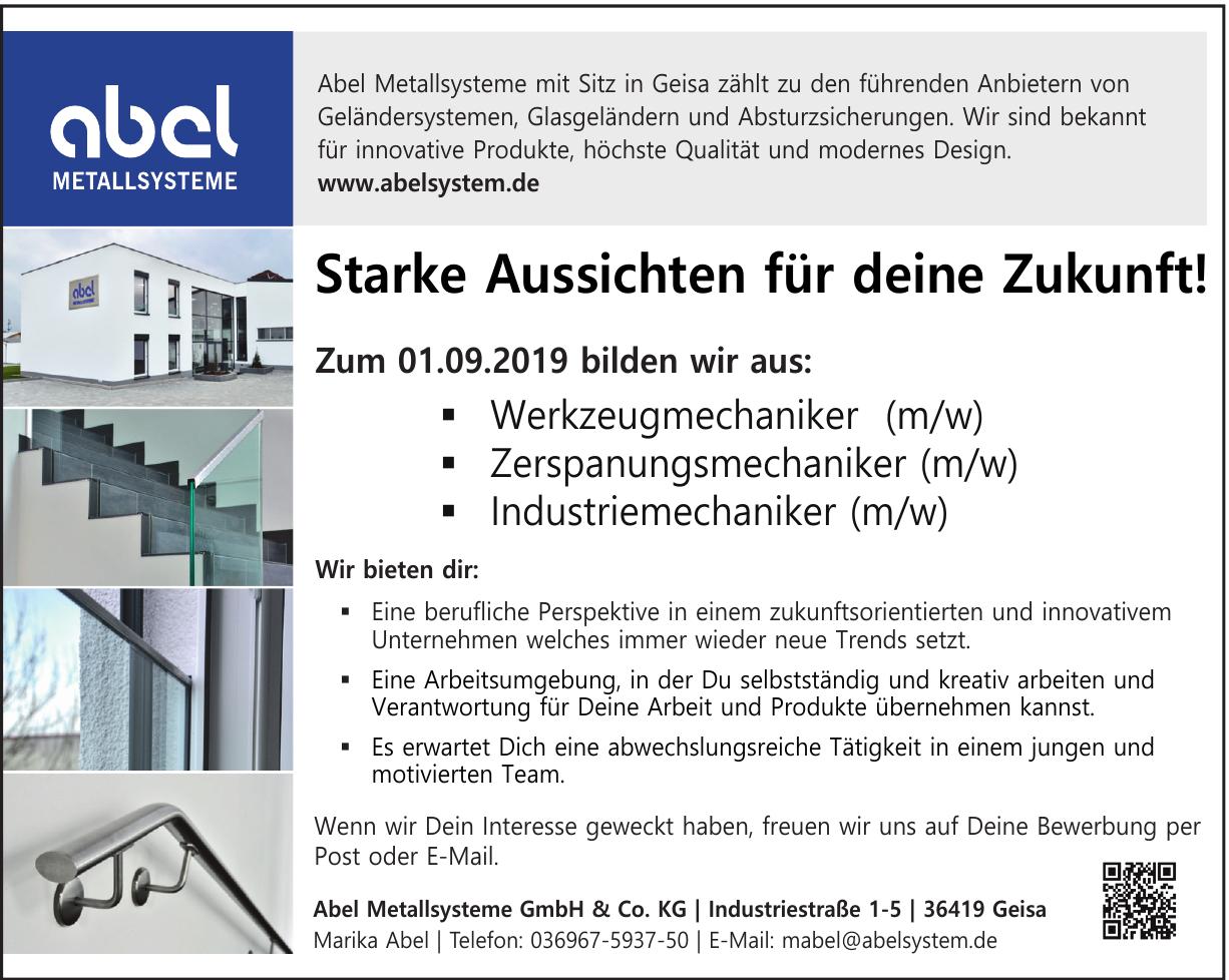 Abel Metallsysteme GmbH & Co. KG