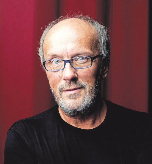 Der Kabarettist und Schauspieler Hans Werner Olm ist in diesem Jahr Schirmherr der Regionalen Ausbildungsmesse Teltow. FOTO: JAN DUEFELSIEK