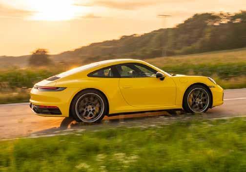 Fahrbericht - Porsche 911 Carrera