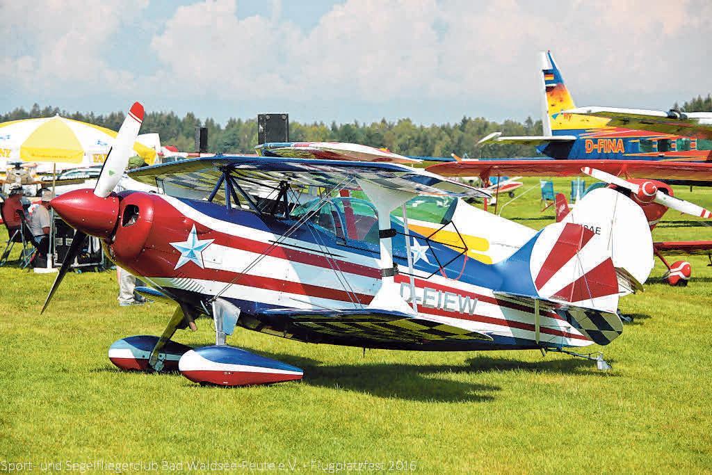 Kühne Piloten in fliegenden Kisten Image 4