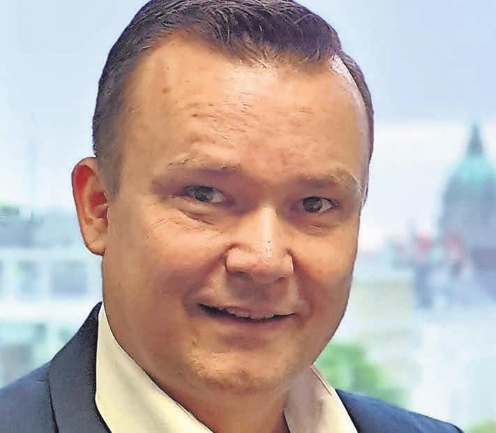 David Rönisch, Geschäftsführer der Agentur für Arbeit Hannover
