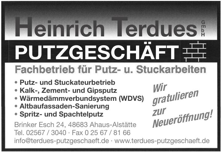 Heinrich Terdues GmbH