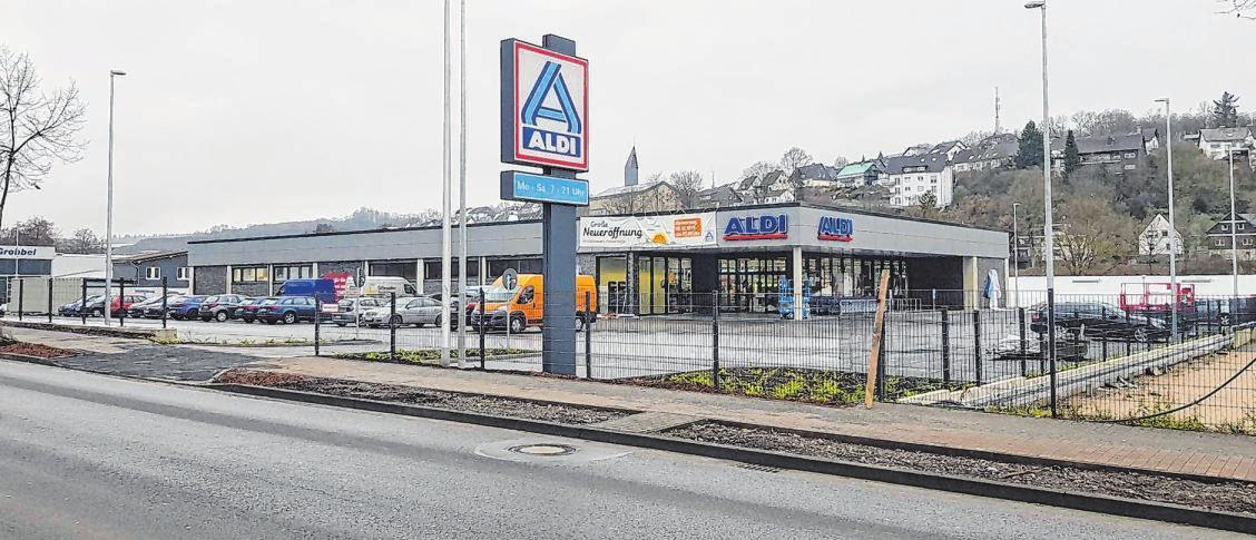 Aldi-Markt öffnet morgen seine Pforten Image 7