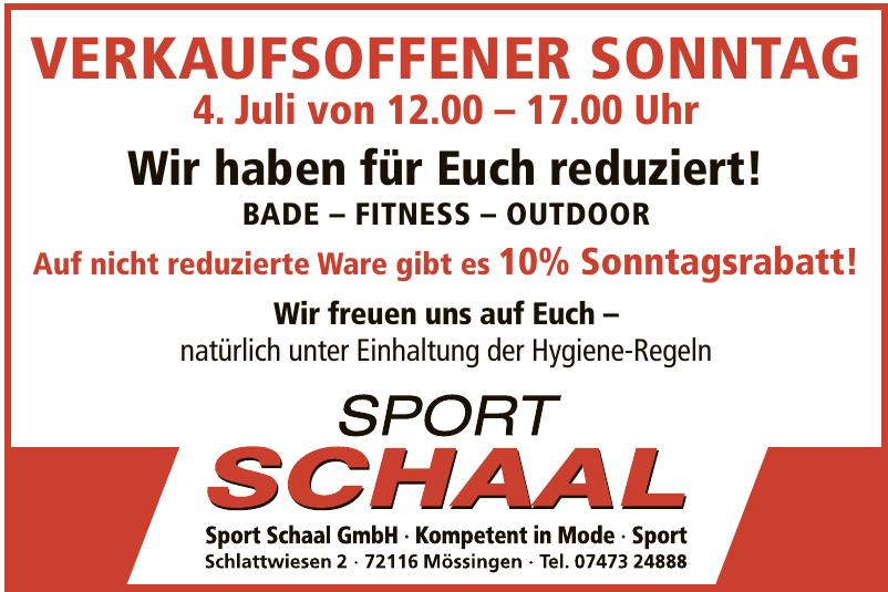 Sport Schaal GmbH