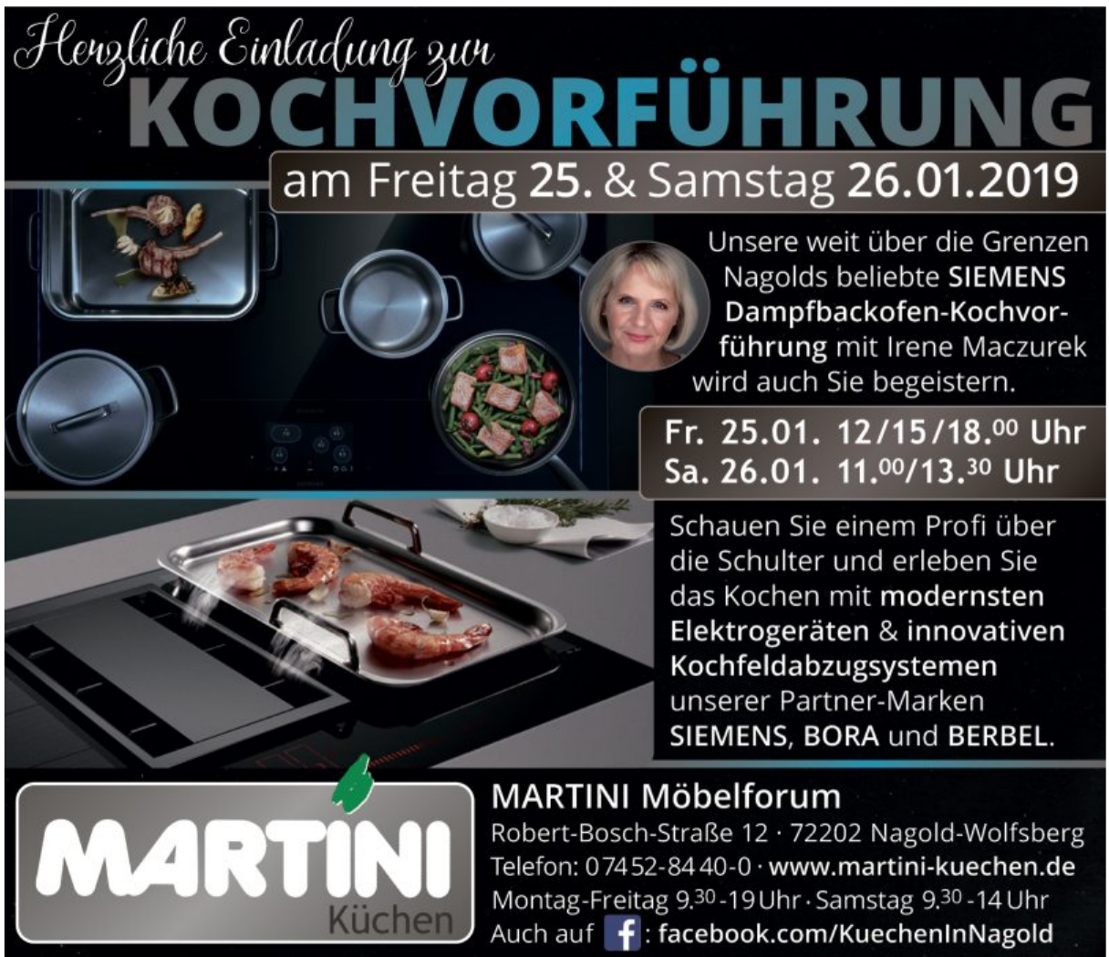 Martini Möbelforum
