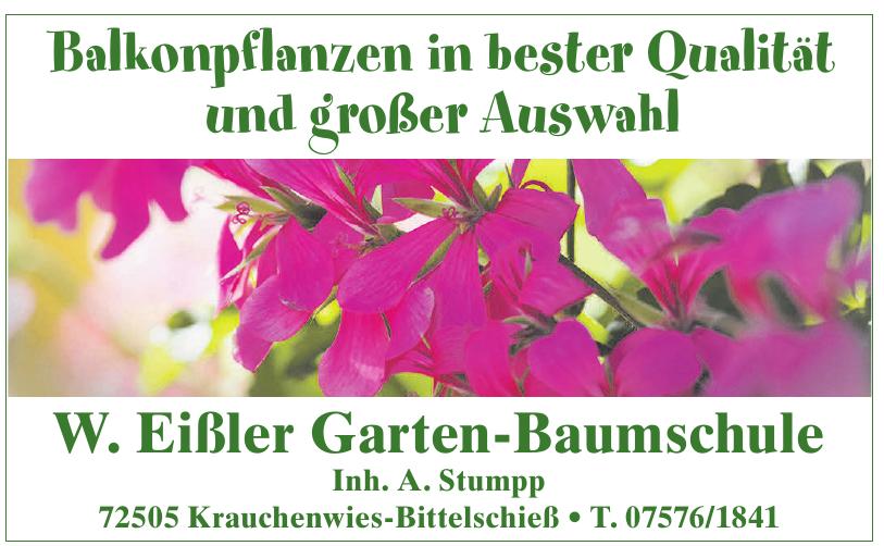 W. Eißler Garten-Baumschule