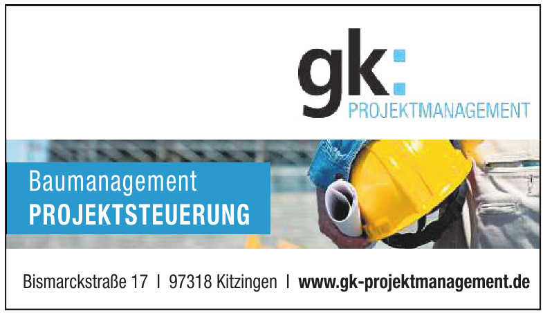 gk: Projektmanagement