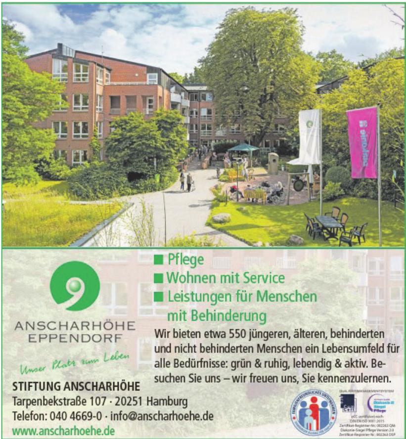 Anscharhöhe Eppendorf