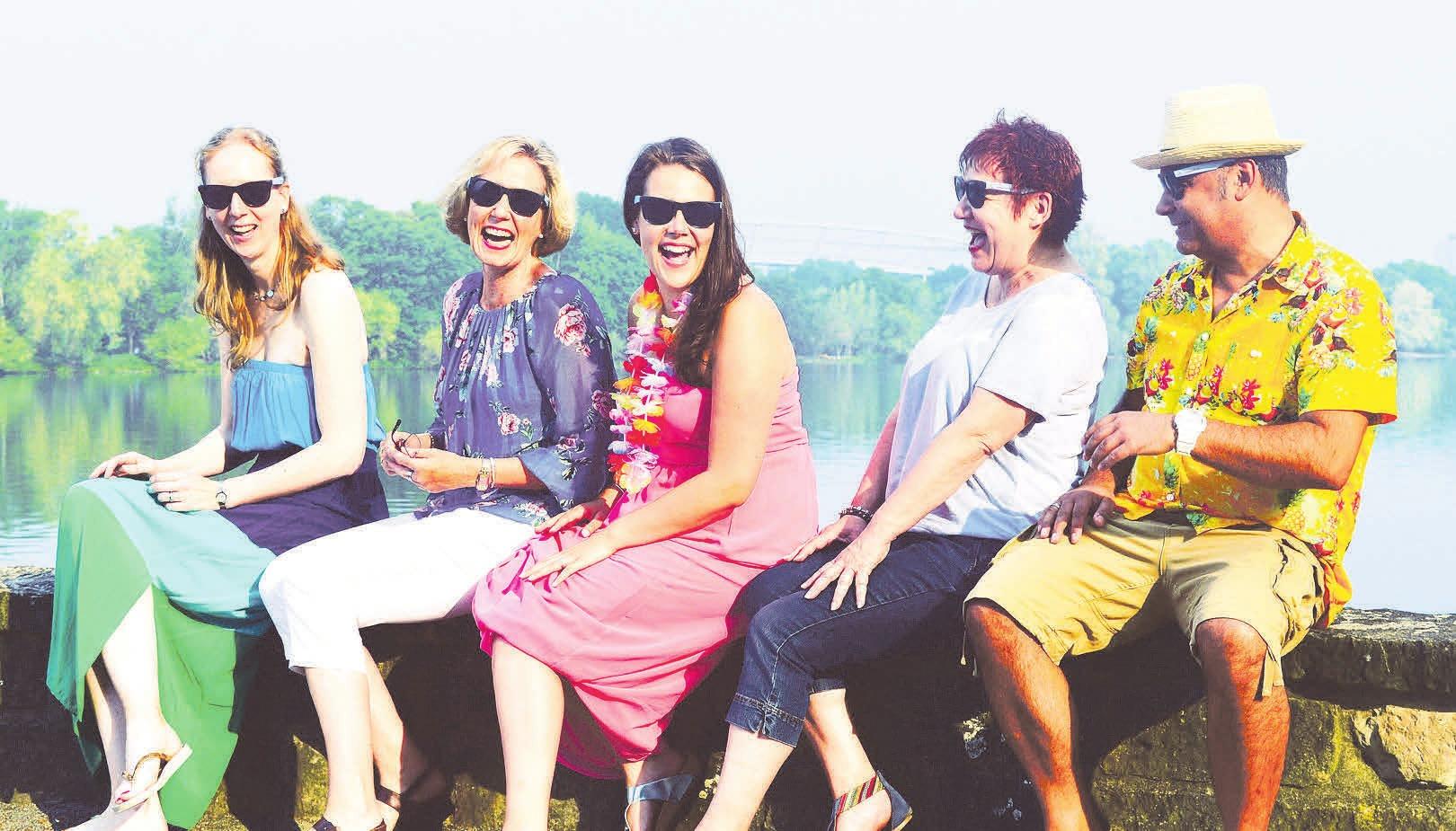 Das Team des TUI-ReiseCenters sorgt für unbeschwerte Urlaubstage.