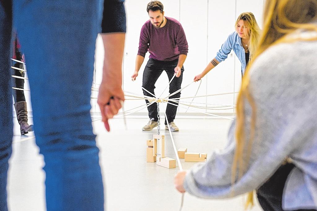 Die Werkkunstschule fördert die besonderen und individuellen Talente der Schüler für eine grafische Zukunft. FOTO: WERKKUNSTSCHULE
