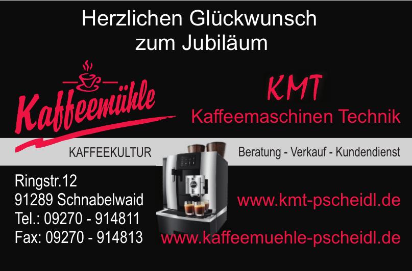 KMT Kaffeemaschinen Technik