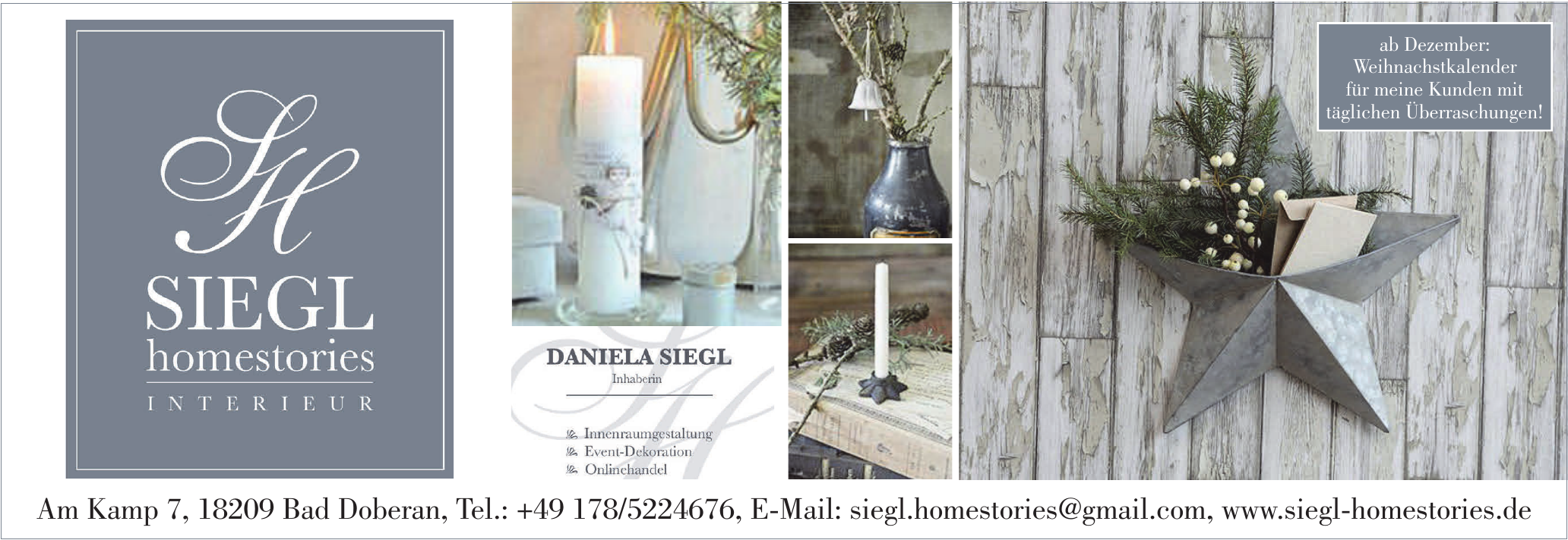 SIEGL homestories Interieur