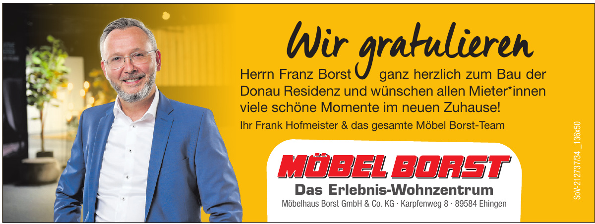Möbelhaus Borst GmbH & Co. KG
