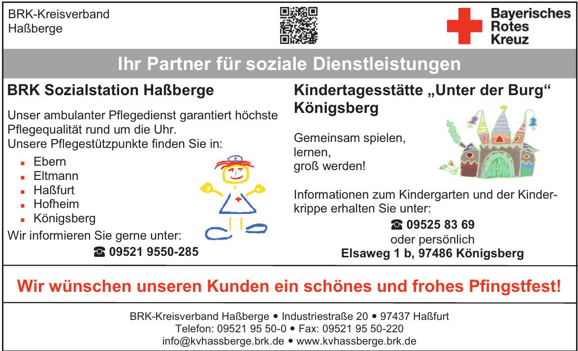 BRK Kreisverband Haßberge