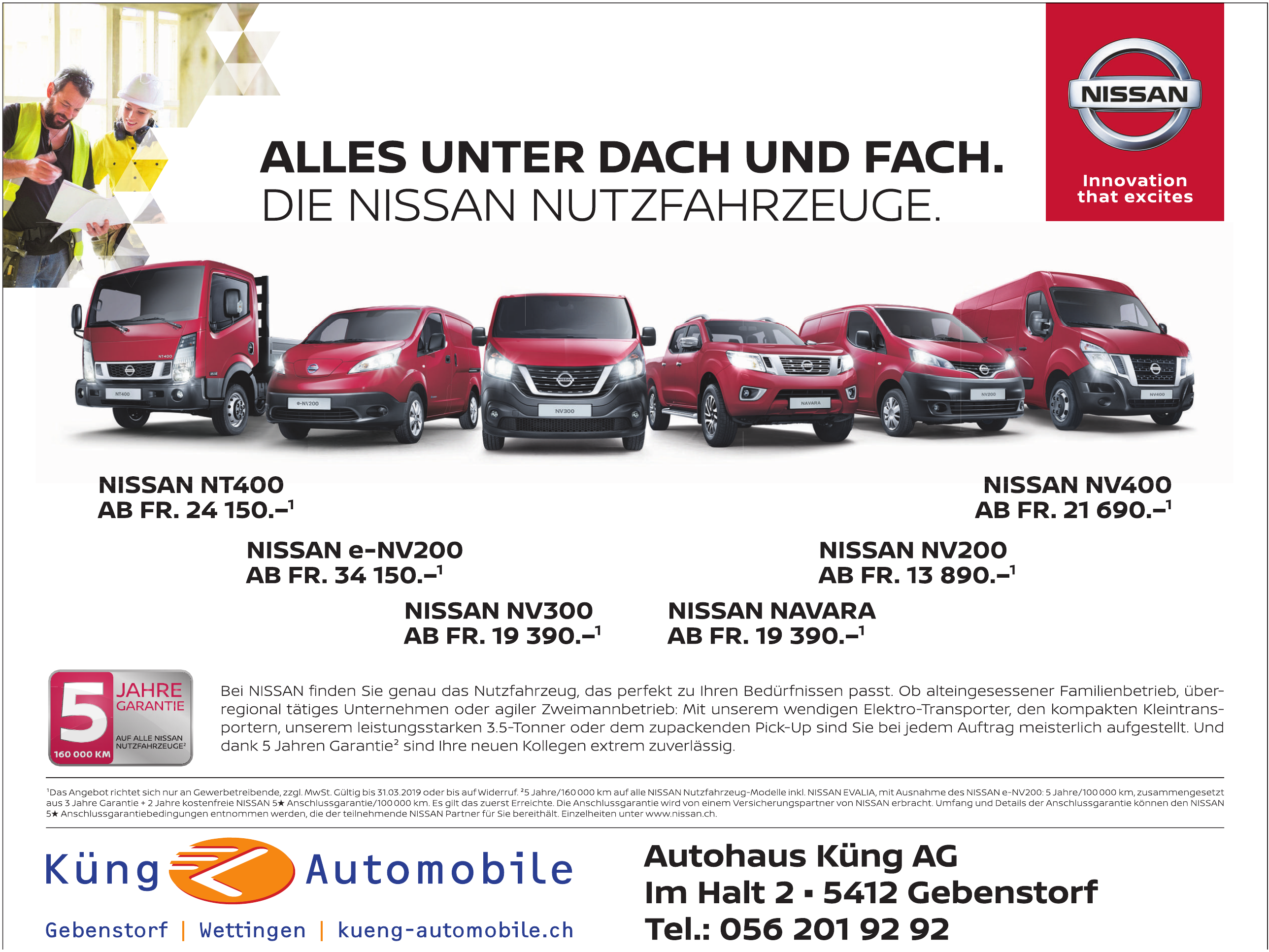 Autohaus Küng AG