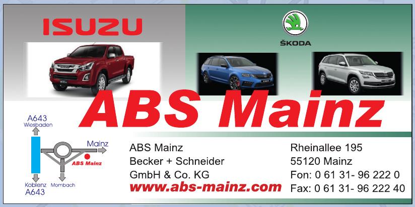 ABS Mainz Becker + Schneider GmbH & Co. KG