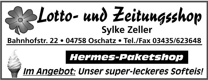 Lotto- und Zeitungsshop Sylke Zeller