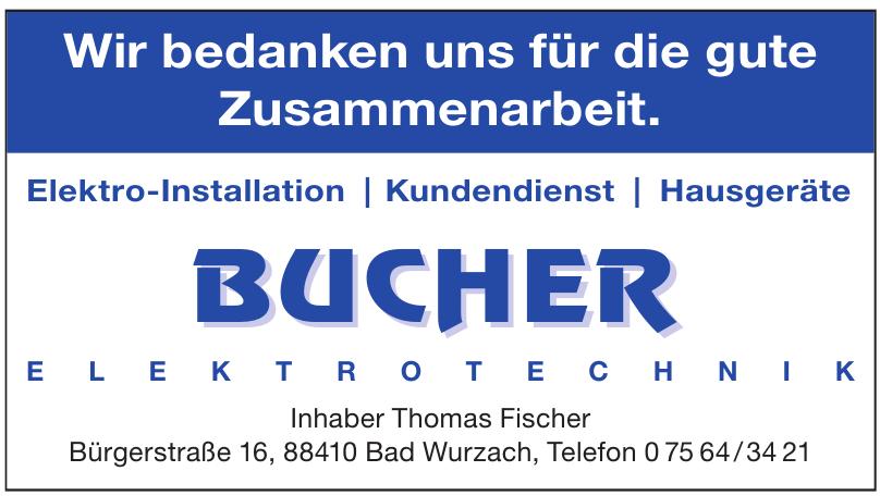 Bucher Elektrotechnik