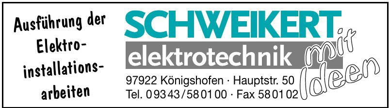 Schweikert Elektrotechnik