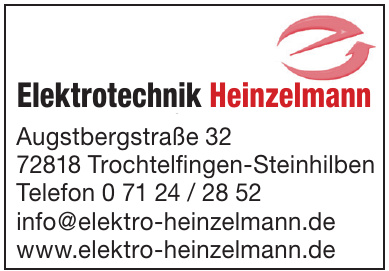 Elektrotechnik Heinzelmann